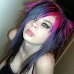 purplle-pink-emo-hairstyle