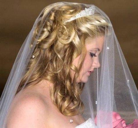 Wedding Hair With Veil 62 My New Hair