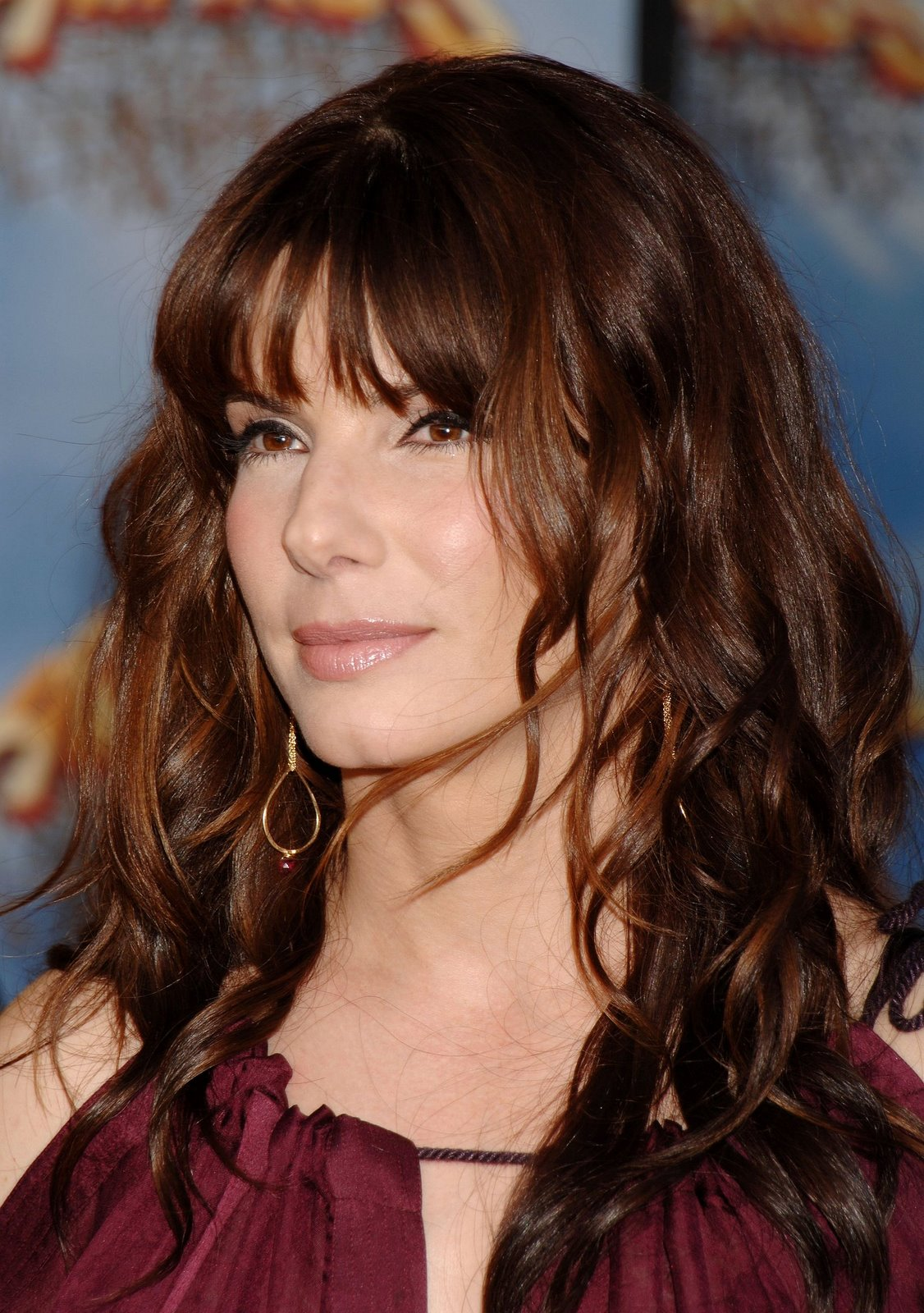 Sandra-bullock-hairstyles-40 - My New Hair: www.mynewhair.info/celebrity-hair/sandra-bullock/sandra-bullock...