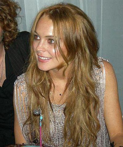 Lindsay Lohan Dark Blonde Hair My New Hair