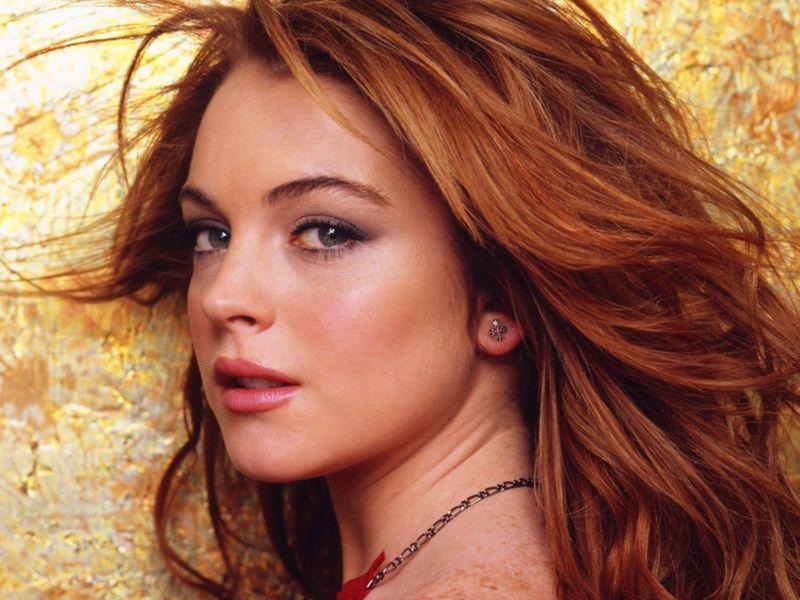 Lindsay Lohan Posts My New Hair