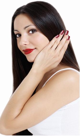 lindsay lohan hair color dark. Dark Hair Maintenance: Shampoo