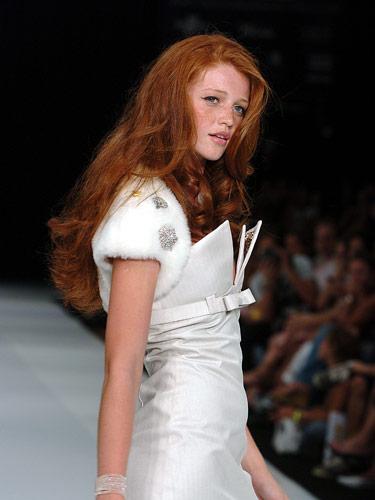 Brown Red Model Hair My New Hair
