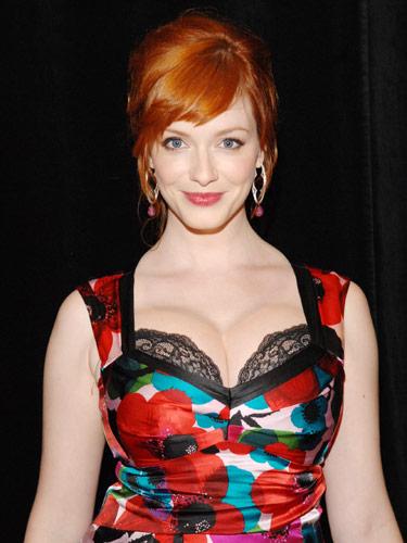 Christina Hendricks Copper Red Hair My New Hair