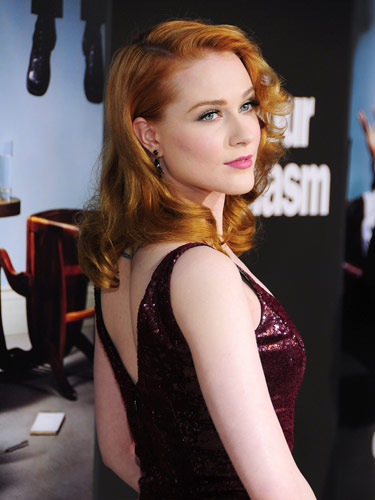 Evan Rachel Wood Copper Red Hair My New Hair