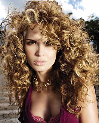 curly hair runway. Hairstyle Image Search: Curly Hair