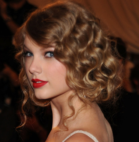 Taylor Swift Retro Updo My New Hair