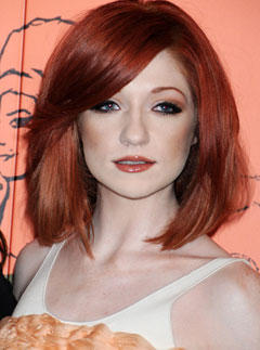 Nicole Roberts My New Hair
