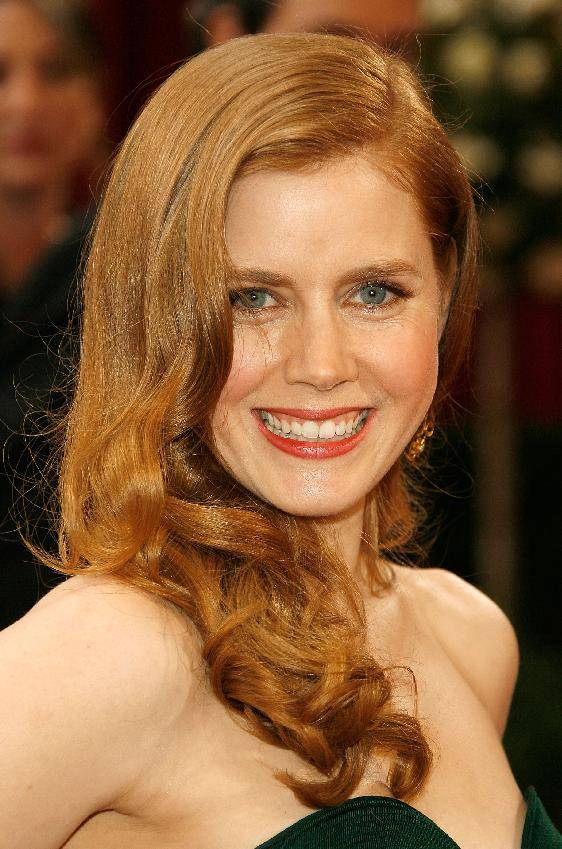 Amy Adams Red Hair My New Hair