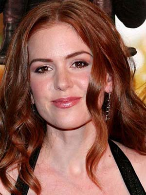 Isla Fisher Red Hair My New Hair