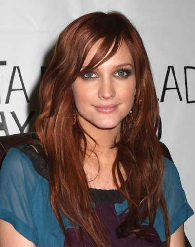 red hair kirsten dunst