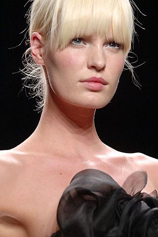 Caroline Winberg Blonde Bangs My New Hair