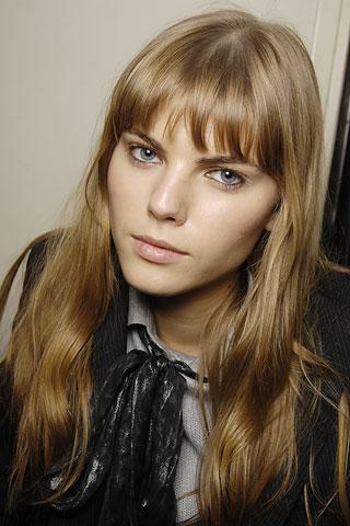 Maryna Linchuk Hairtyle My New Hair