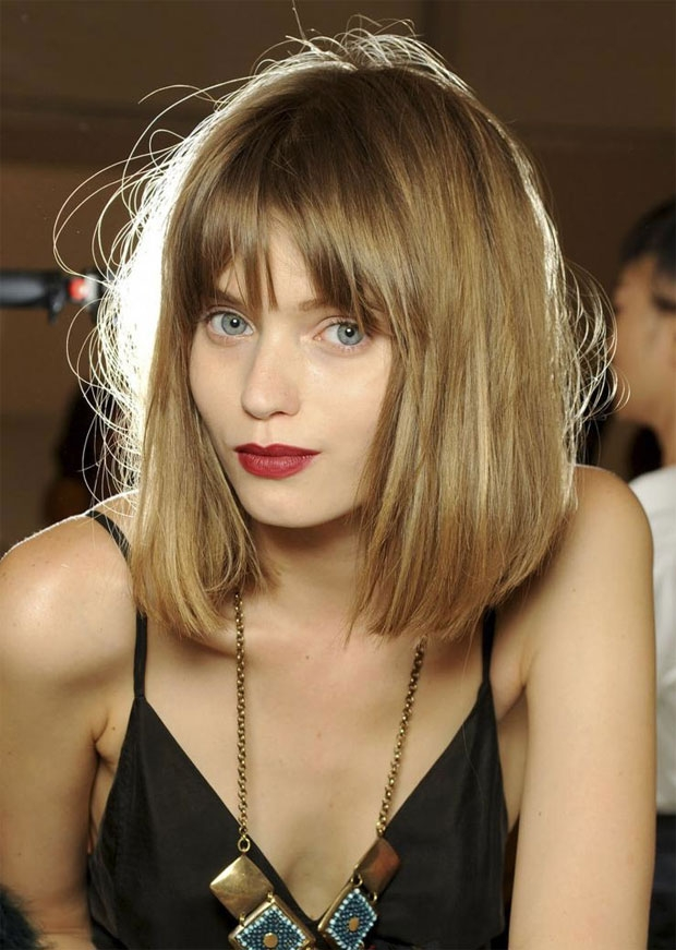 Abbey Lee Kershaw Hairstyle Bob My New Hair