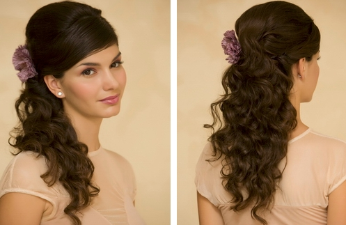 Hairstyles For Long Hair 2011 Prom