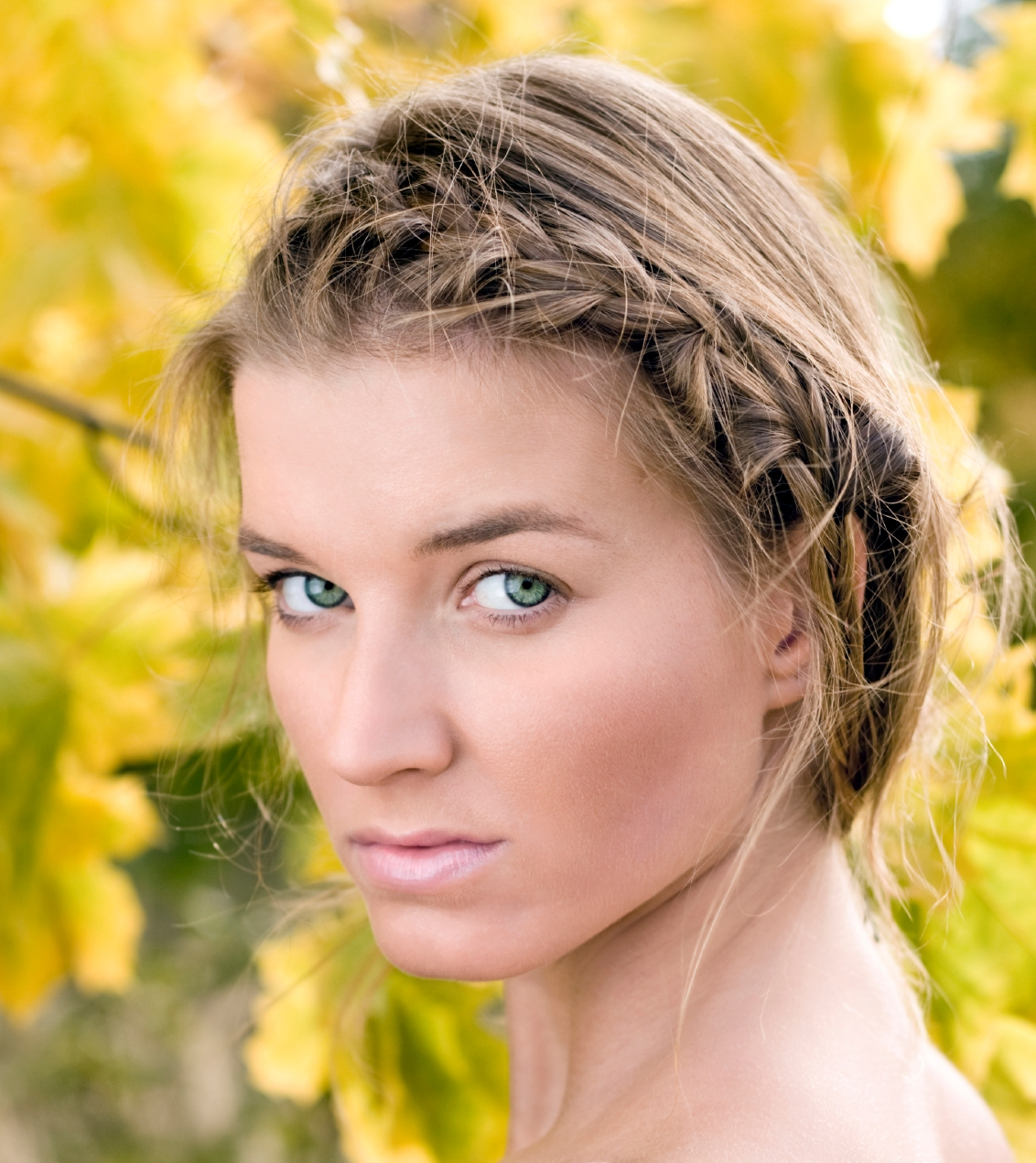 Hairstyles For Long Hair Plaits : Summer-plaits-updo - My New Hair