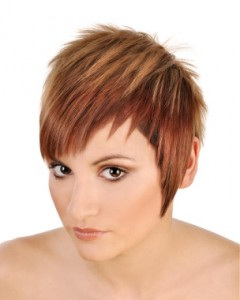 Nicky Oliver-choppy-hair-cut-short