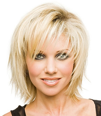 Choppy Hairstyles  Long Hair on On Read More To See Choppy Hairstyle For Short Hair Image Gallery