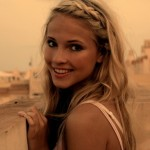 blonde-hipster-hair-side-braid