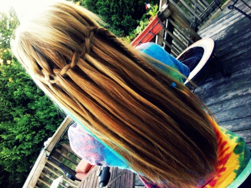 briaded hipster hair