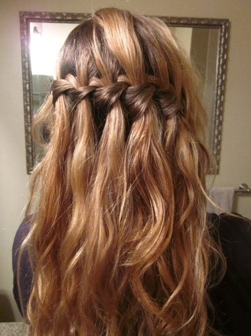 braid waterfall
