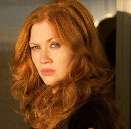 Mireille Enos Ginger Hair My New Hair