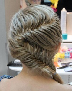 french-fishtail-braid
