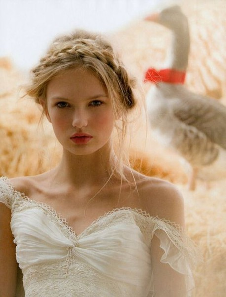 Wedding braided hair my new hair braided updo hairstyle for wedding pmusecretfo Image collections