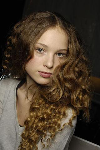 Heloise Guerin Curly Hair