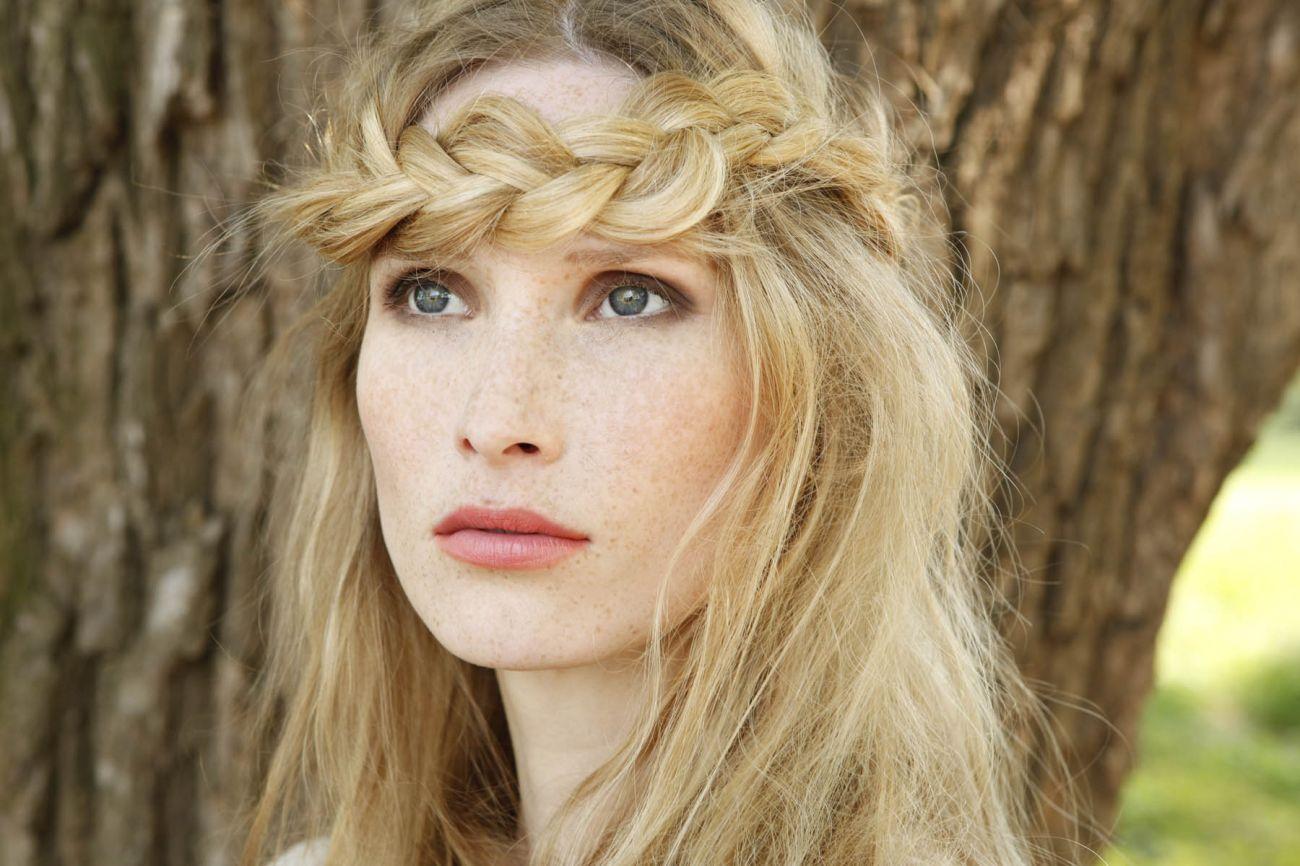 hippie braid