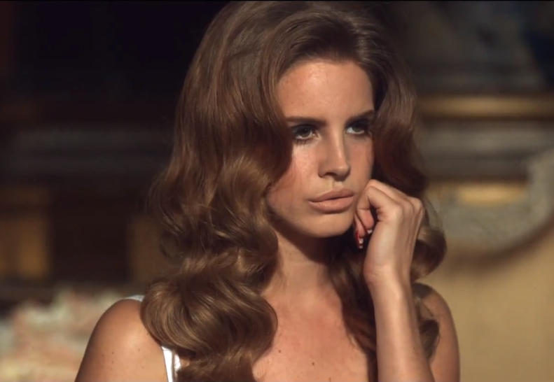 lana del rey hairstyle curls - photo #1