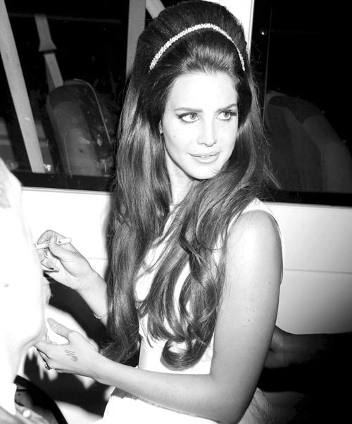 Lana Del Rey Beehive Hair My New Hair