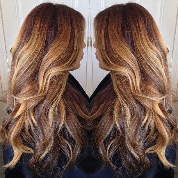 The Best Balayage Hair Picture Gallery My New Hair