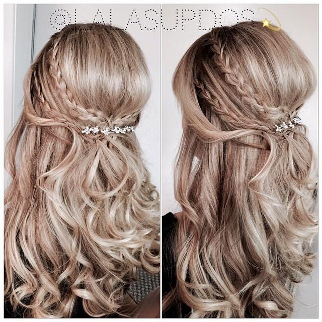 Excellent Prom Posts My New Hair Short Hairstyles Gunalazisus