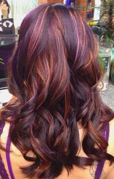 Red and blonde hair color my new hair warm honey blonde highlights through dark red hair pmusecretfo Gallery