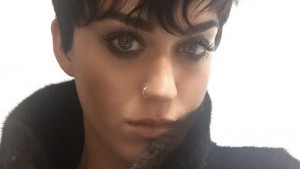 katy perry short cut